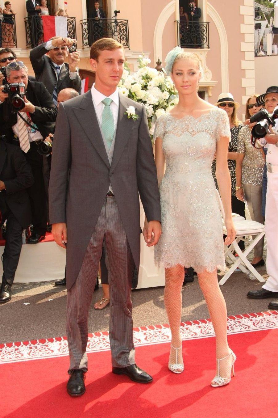 Mariage d'Albert de Monaco et Charlène, juillet 2011