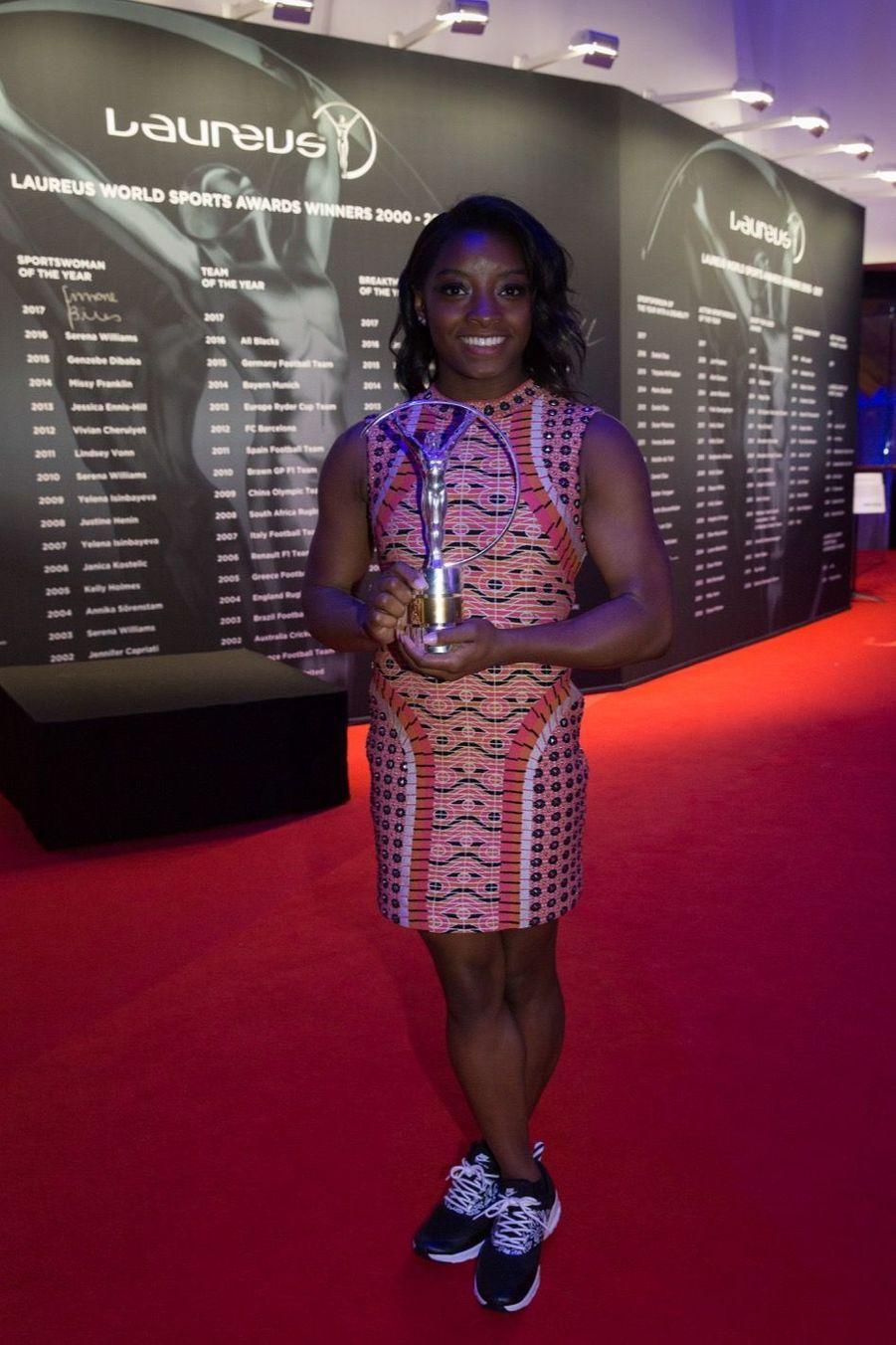 Charlene De Monaco Et Albert À La Cérémonie Des Laureus Sports Award 1 24