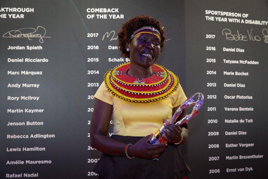 Charlene De Monaco Et Albert À La Cérémonie Des Laureus Sports Award 1 28