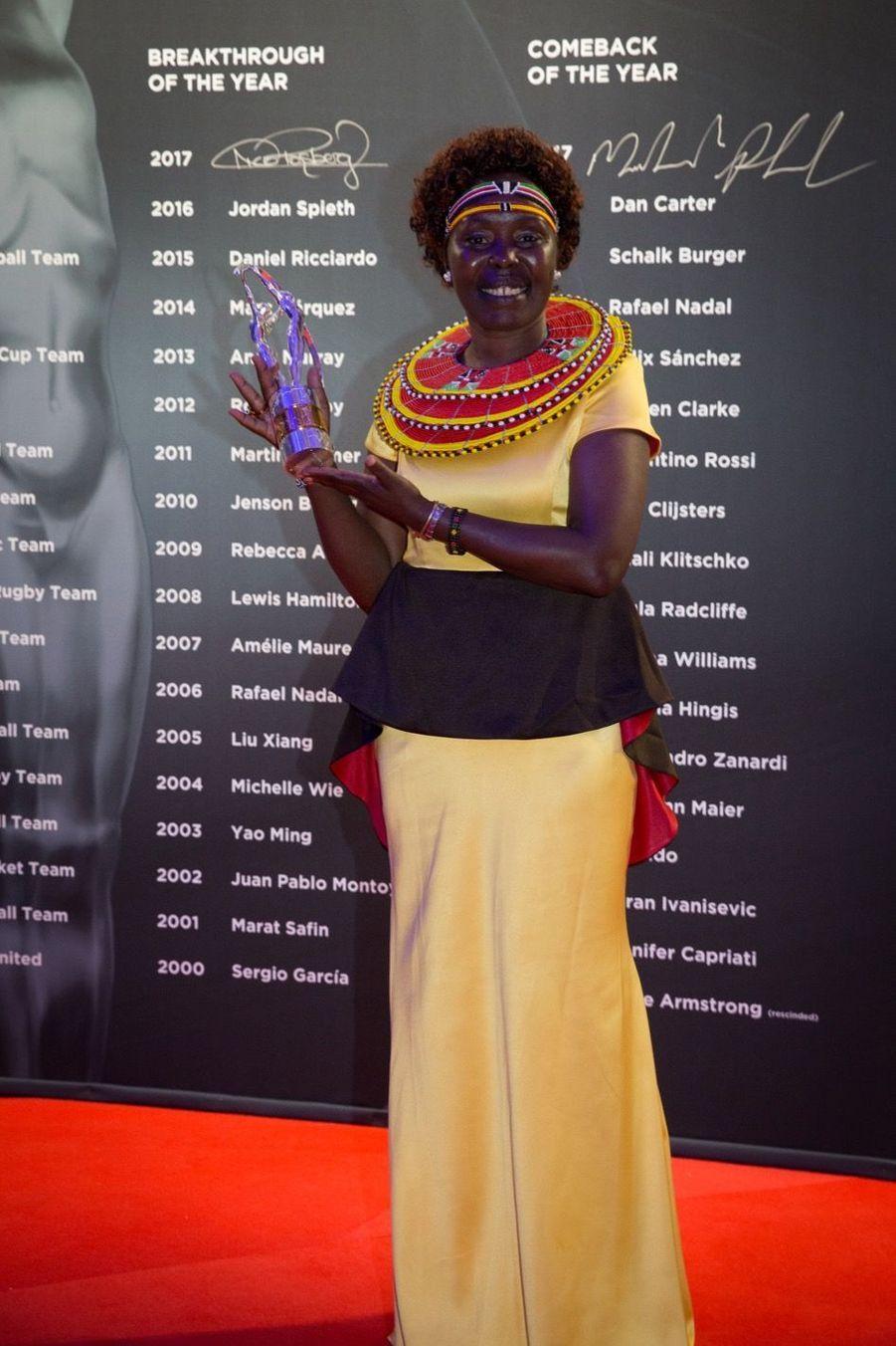 Charlene De Monaco Et Albert À La Cérémonie Des Laureus Sports Award 1 29