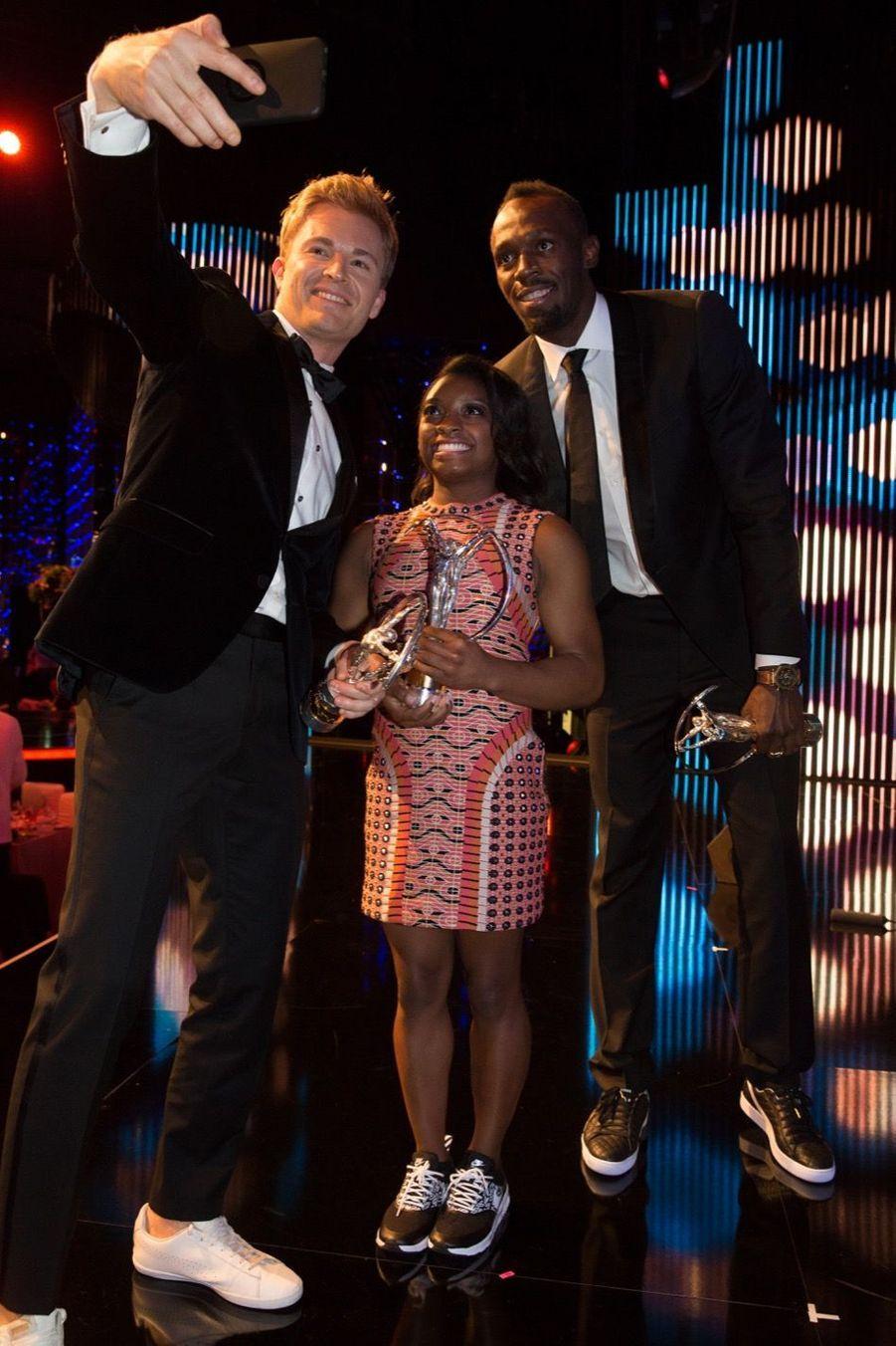 Charlene De Monaco Et Albert À La Cérémonie Des Laureus Sports Award 1 32