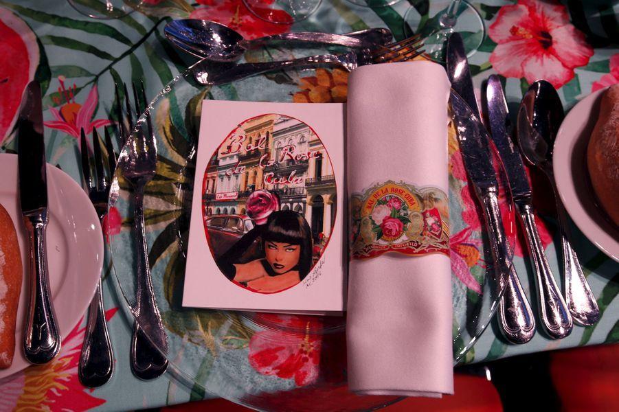 Le 62e bal de la Rose à Monaco le 19 mars 2016 était sous le signe de Cuba