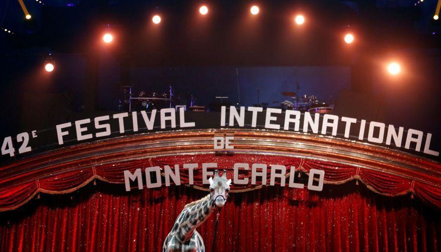 Stéphanie De Monaco Présente Le 42e Festival International Du Cirque De Monte Carlo 12