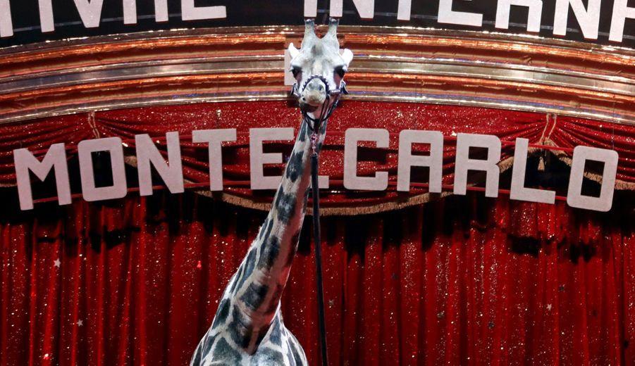Stéphanie De Monaco Présente Le 42e Festival International Du Cirque De Monte Carlo 17