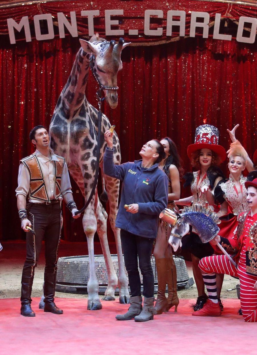 Stéphanie De Monaco Présente Le 42e Festival International Du Cirque De Monte Carlo 4