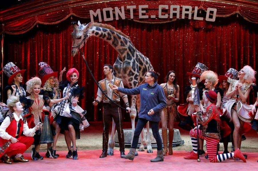 Stéphanie De Monaco Présente Le 42e Festival International Du Cirque De Monte Carlo 5