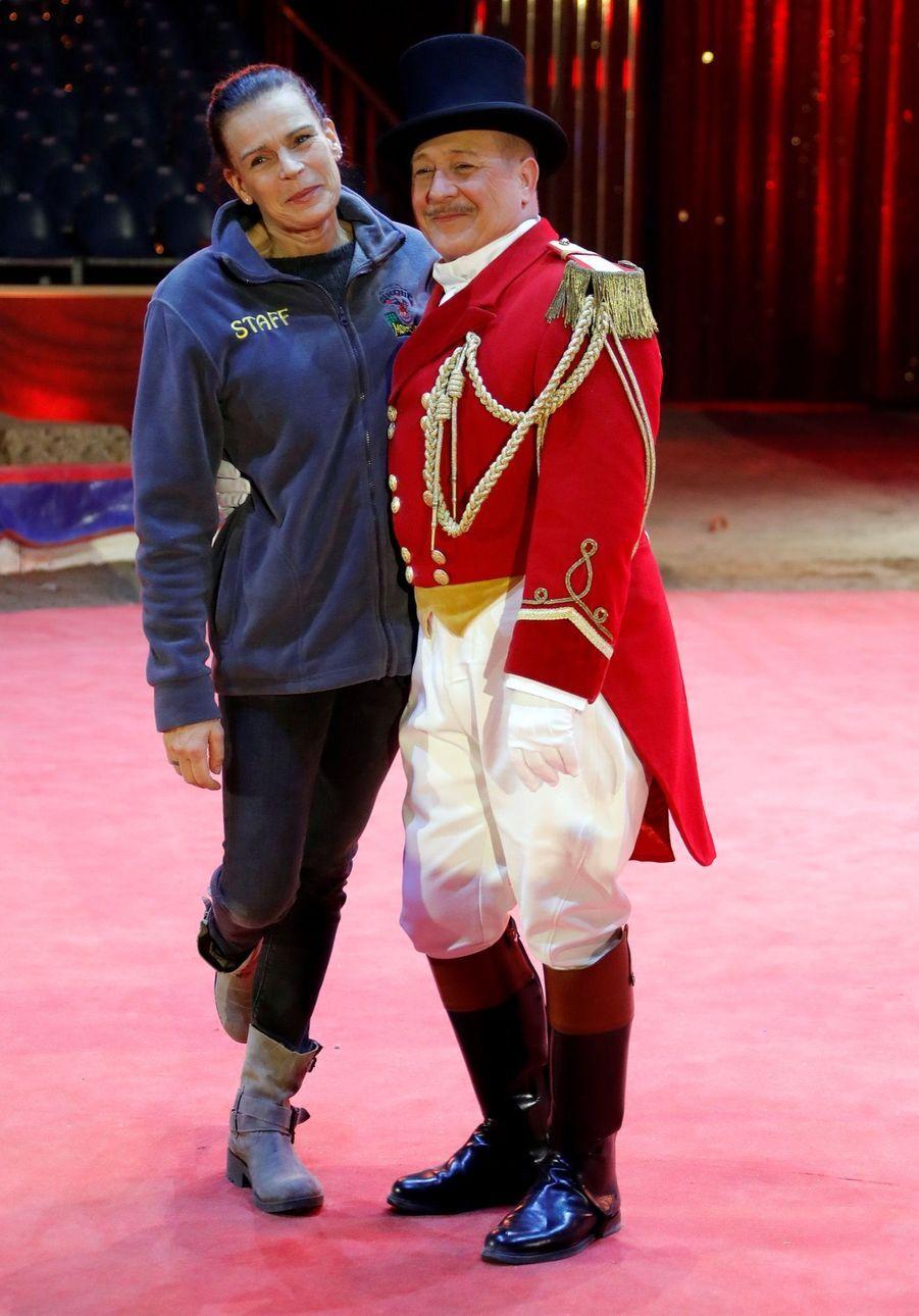 Stéphanie De Monaco Présente Le 42e Festival International Du Cirque De Monte Carlo 7