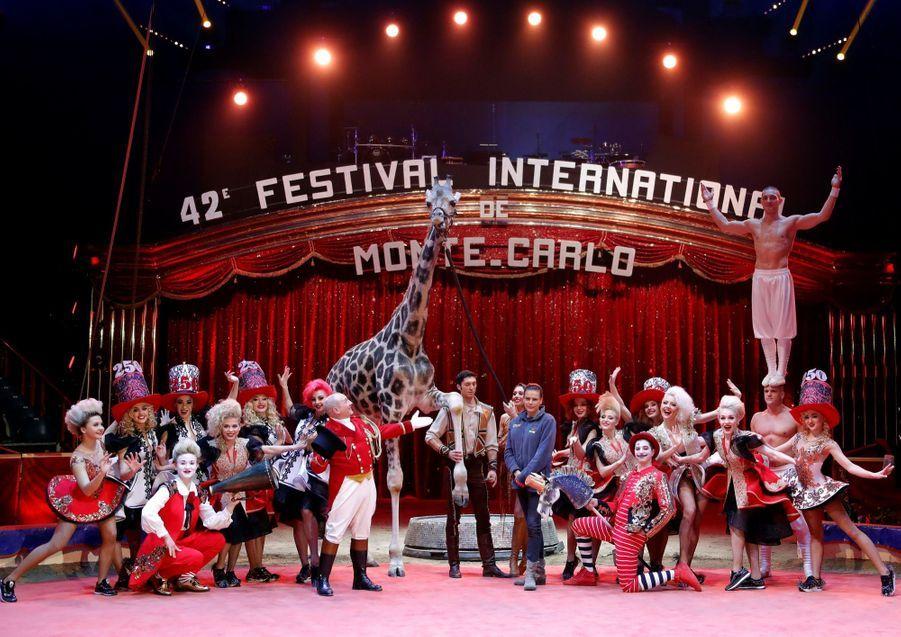Stéphanie De Monaco Présente Le 42e Festival International Du Cirque De Monte Carlo 9