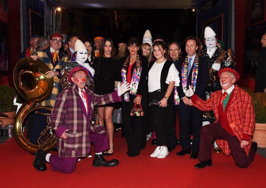 Stéphanie De Monaco, Pauline Et Camille, Un Week end Entre Filles Au Cirque 10
