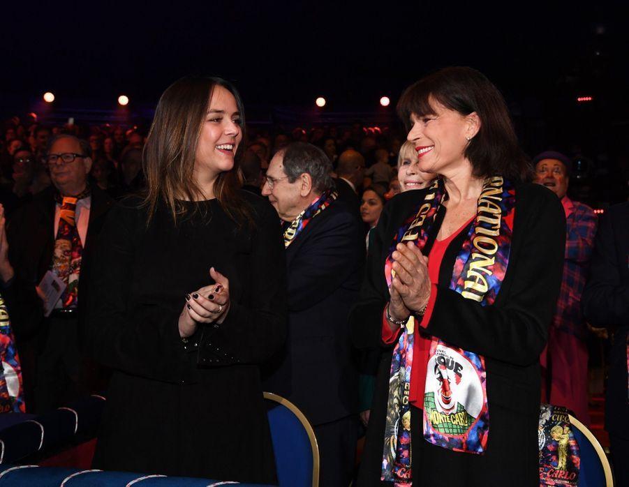 Stéphanie De Monaco, Pauline Et Camille, Un Week end Entre Filles Au Cirque 11