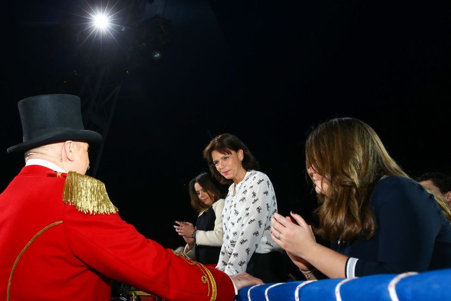 Stéphanie De Monaco, Pauline Et Camille, Un Week end Entre Filles Au Cirque 16