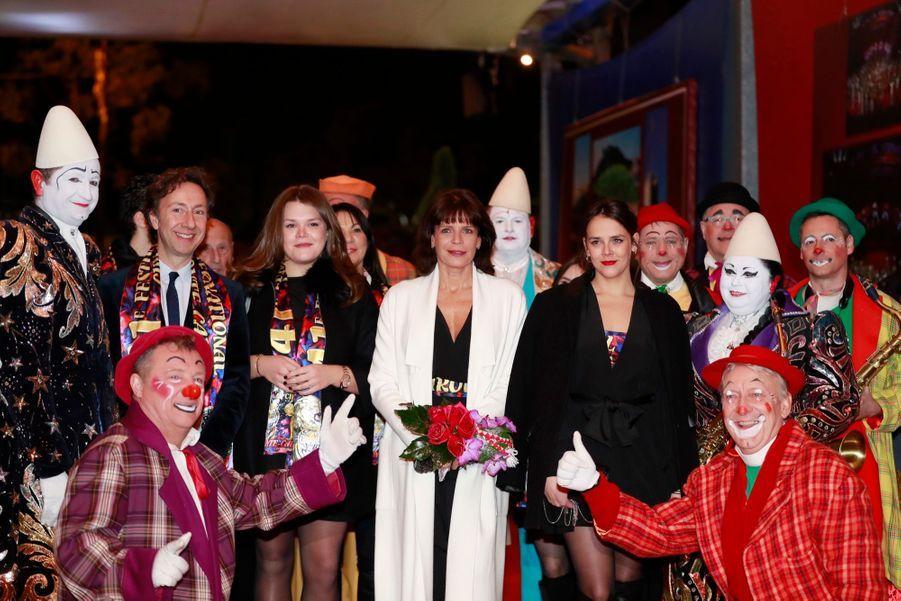 Stéphanie De Monaco, Pauline Et Camille, Un Week end Entre Filles Au Cirque 6