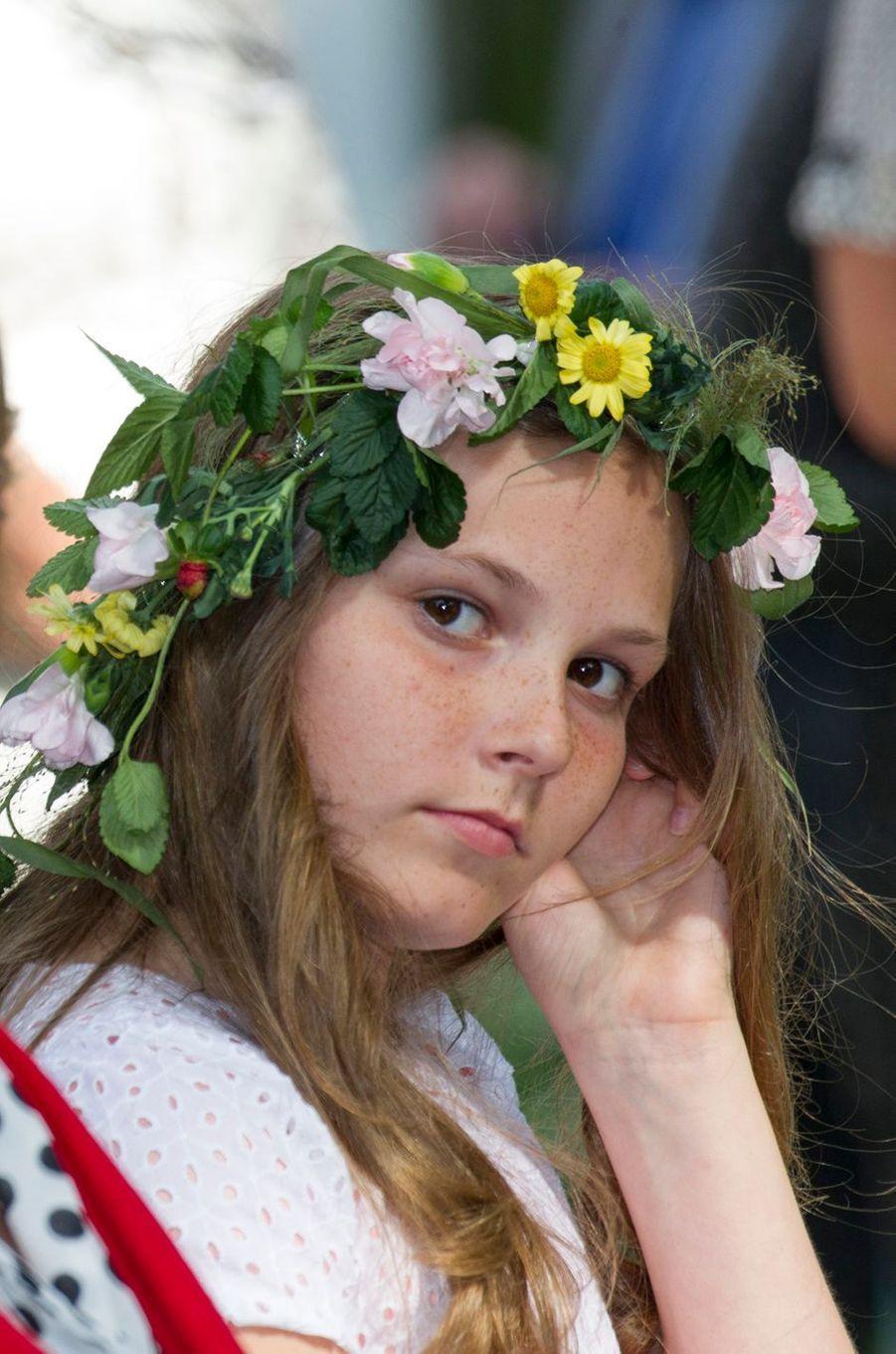 La princesse Ingrid Alexandra de Norvège, le 23 juin 2016