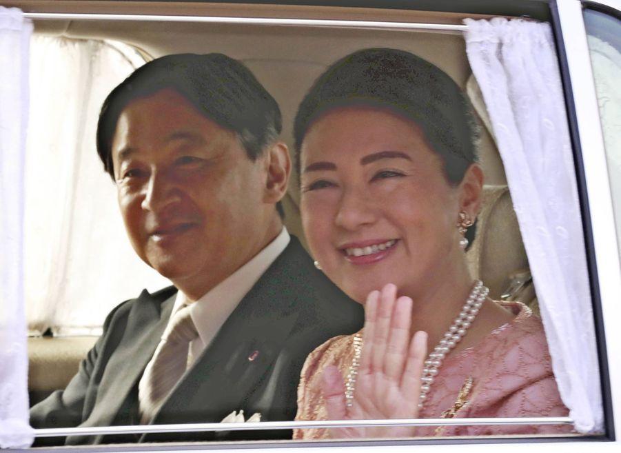 L'impératrice Masako du Japon le 9 décembre 2019, jour de ses 56 ans