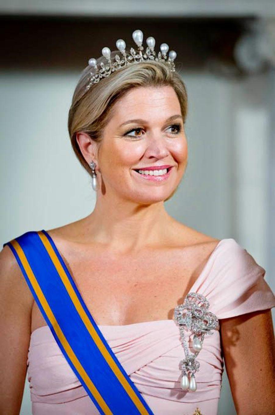 Maxima, reine des Pays-Bas