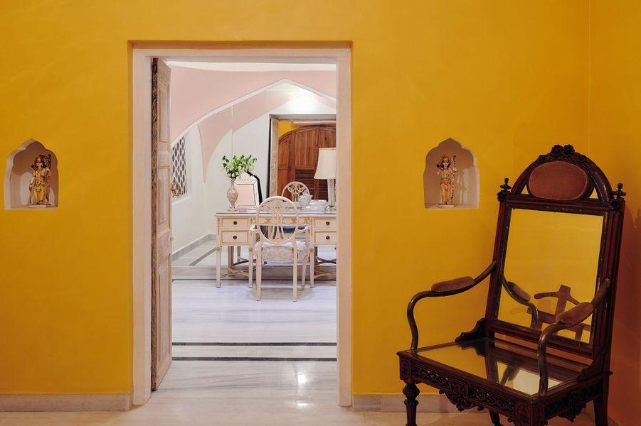 La suite Gudliya dans le City Palace de Jaipur