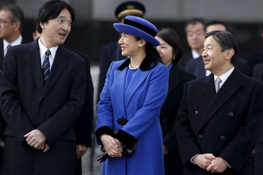 Akihito et Michiko en voyage de paix