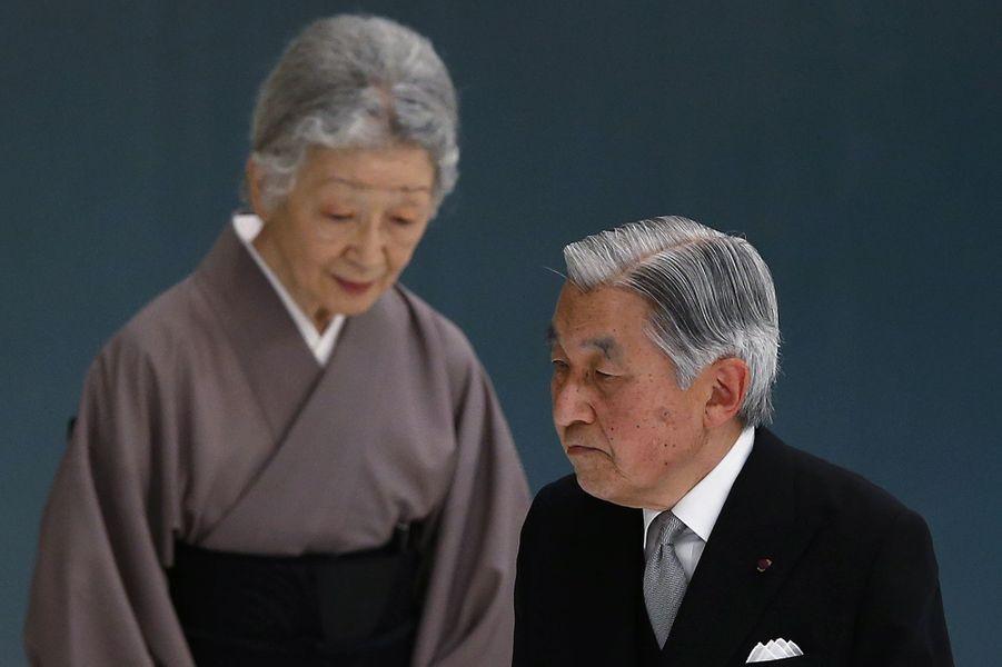 Akihito et Michiko, la paix impériale