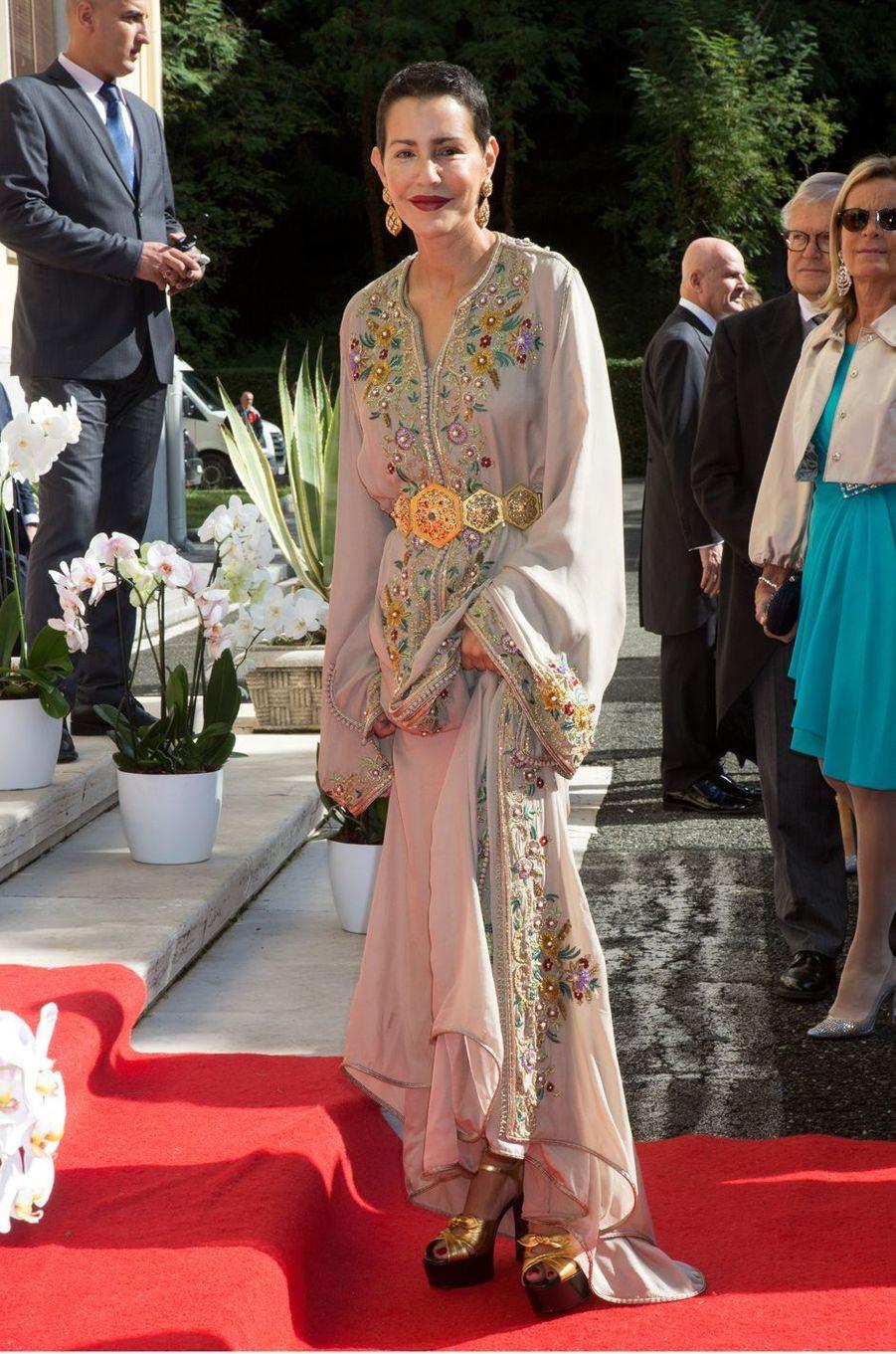 La princesse Lalla Meryem du Maroc
