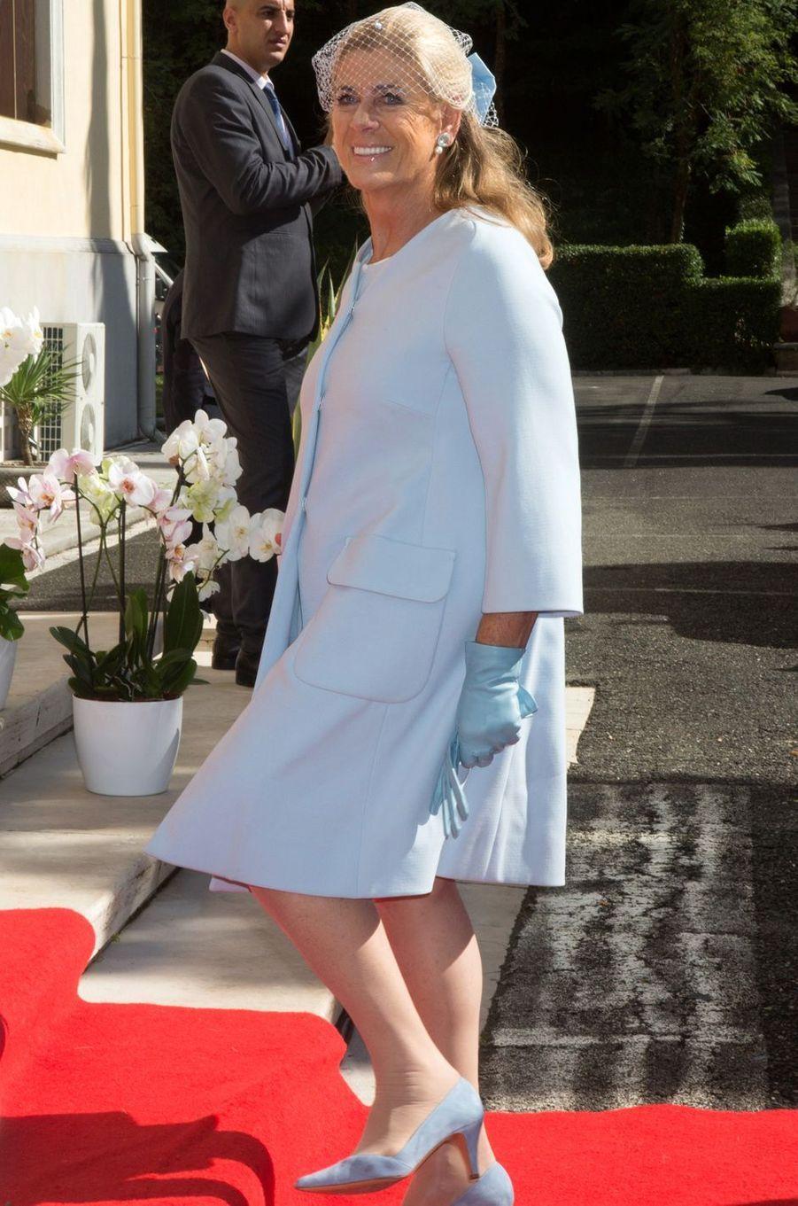 La princesse Léa de Belgique