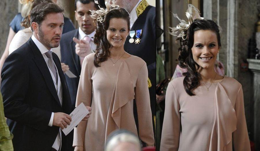 Pour la première fois, la compagne du prince Carl Philip, Sofia Hellqvist, et le compagnon américain de sa soeur la princesse Madeleine, Chris O'Neill sont apparus en public lors d'un événement officiel de la famille royale.