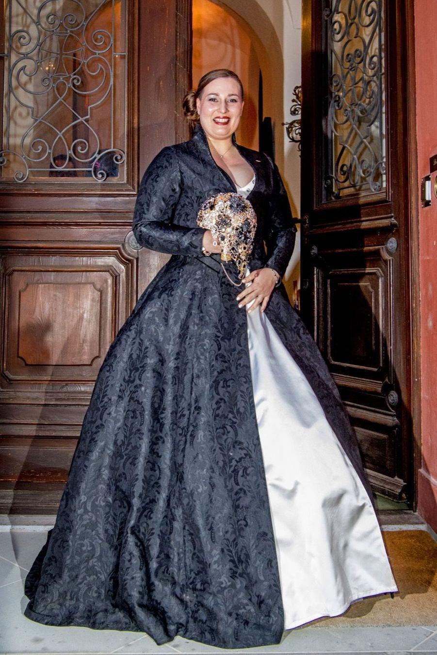 Au Mariage De La Comtesse Diana Bernadotte De Wisborg 4