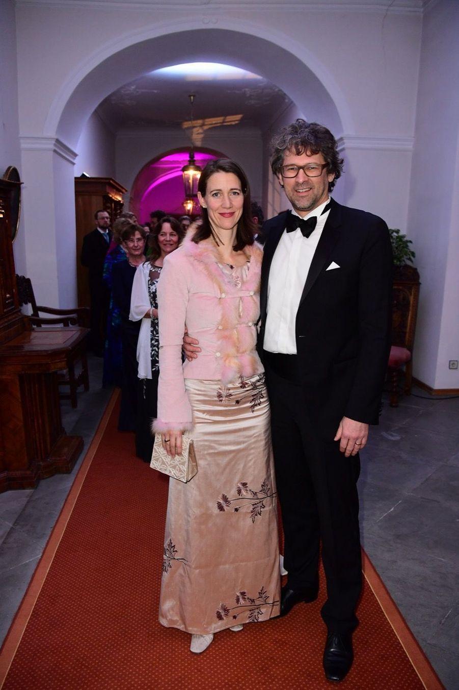 Au Mariage De La Comtesse Diana Bernadotte De Wisborg 8