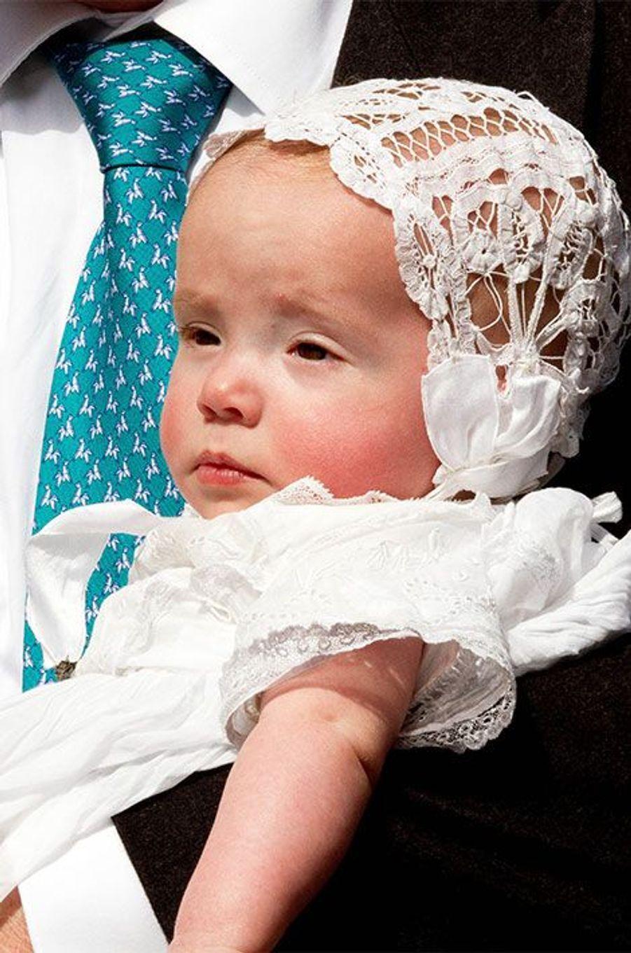 La petite princesse Cecilia