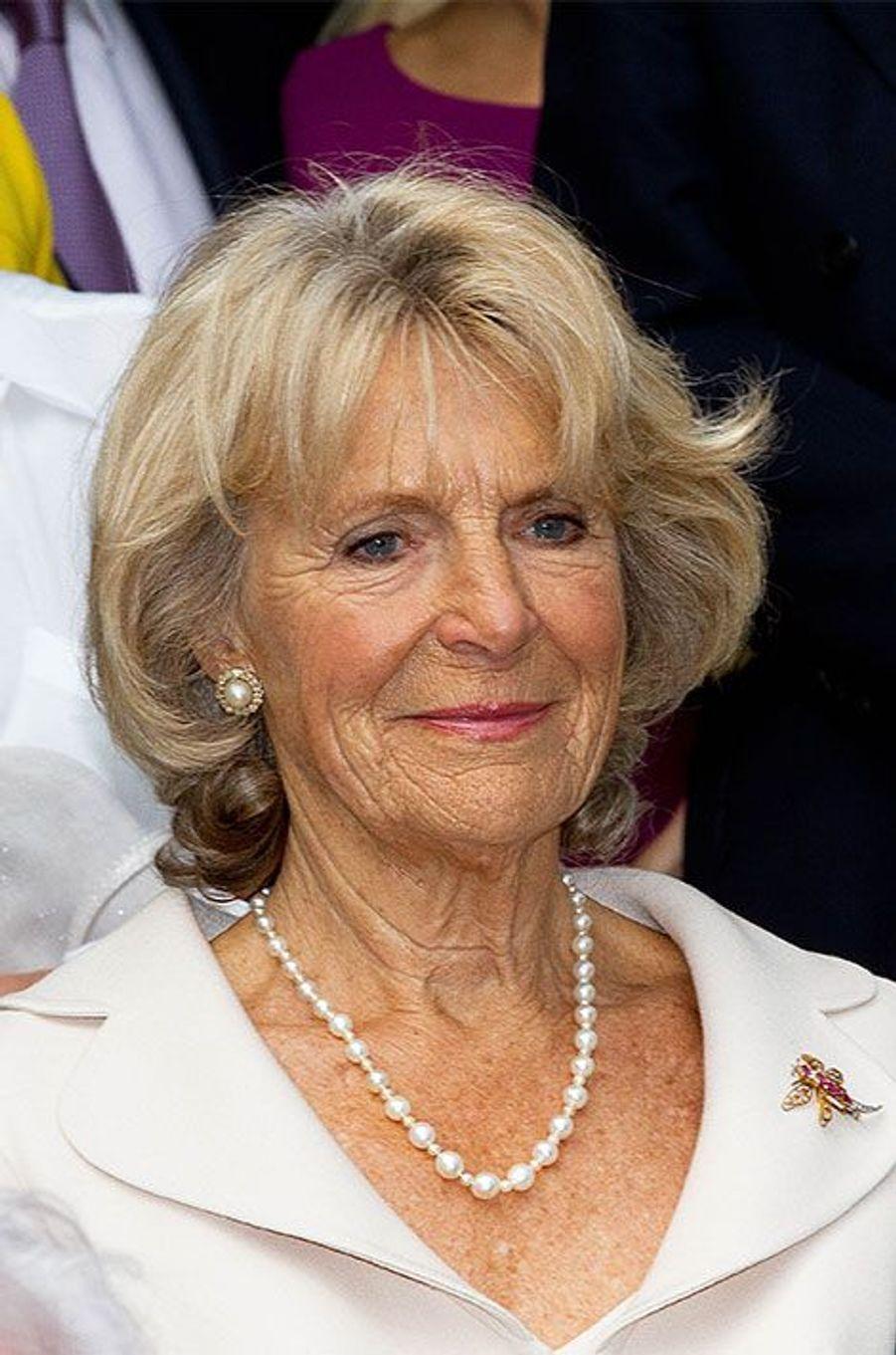 La princesse Irène des Pays-Bas, grand-mère paternelle de Cécilia