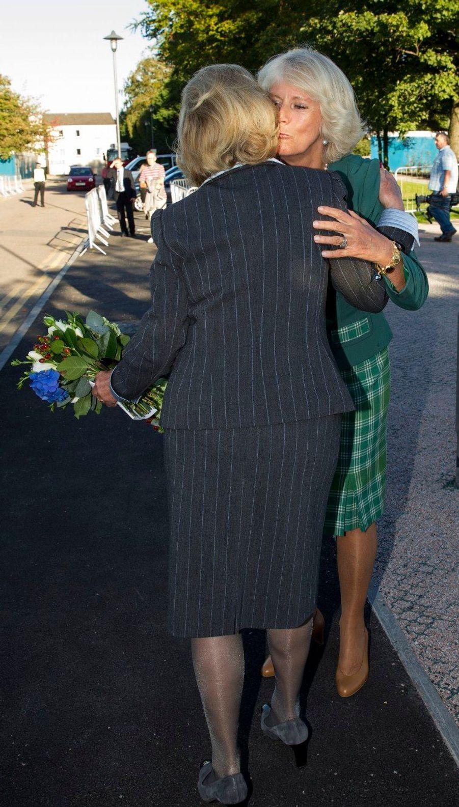 Camilla & Sonja, un duo royal contre le cancer