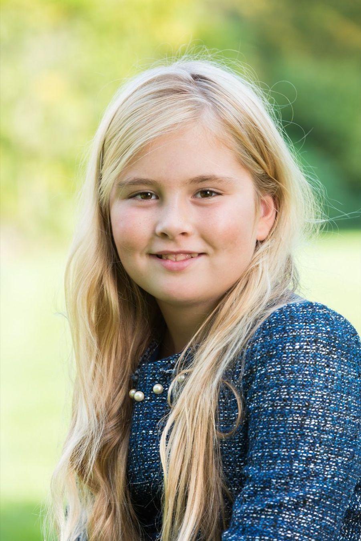 La princesse Catharina-Amalia à l'automne 2014