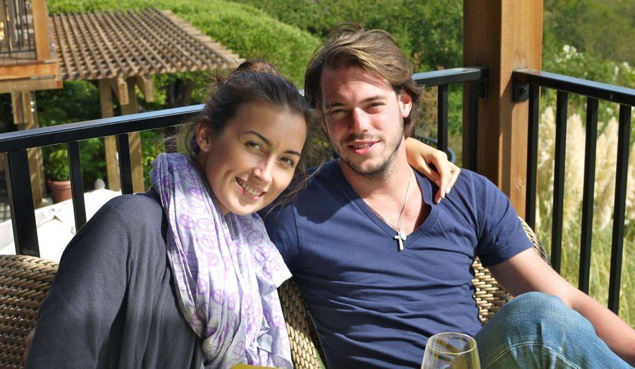 Claire et Félix, en 2010