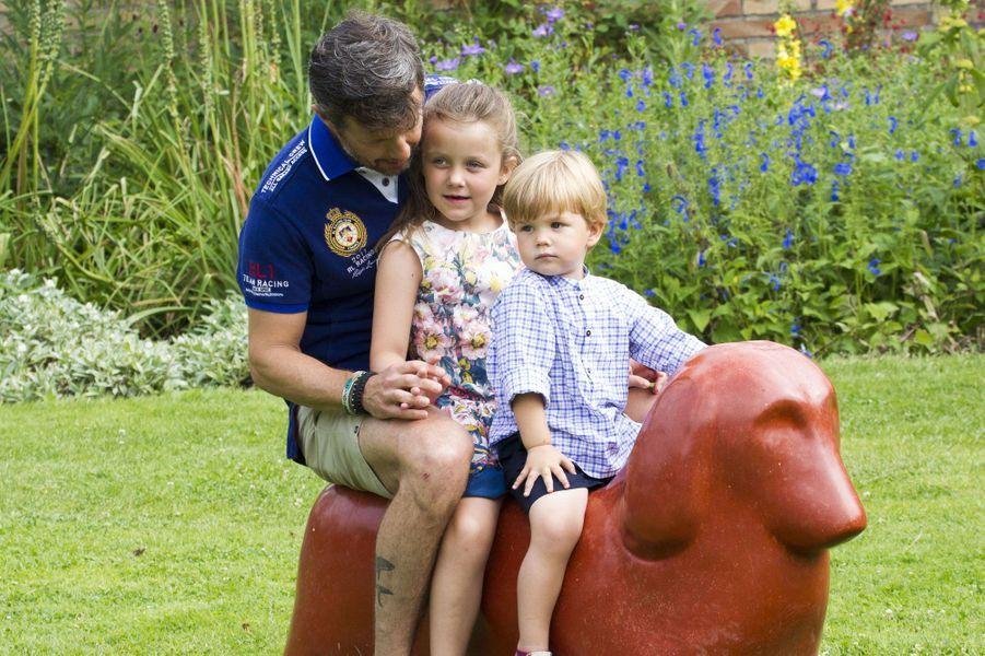 Avec Vincent et Isabella