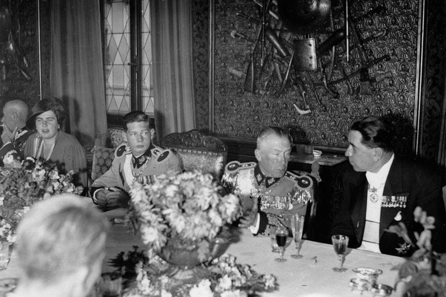Le prince Michel de Roumanie, en 1934