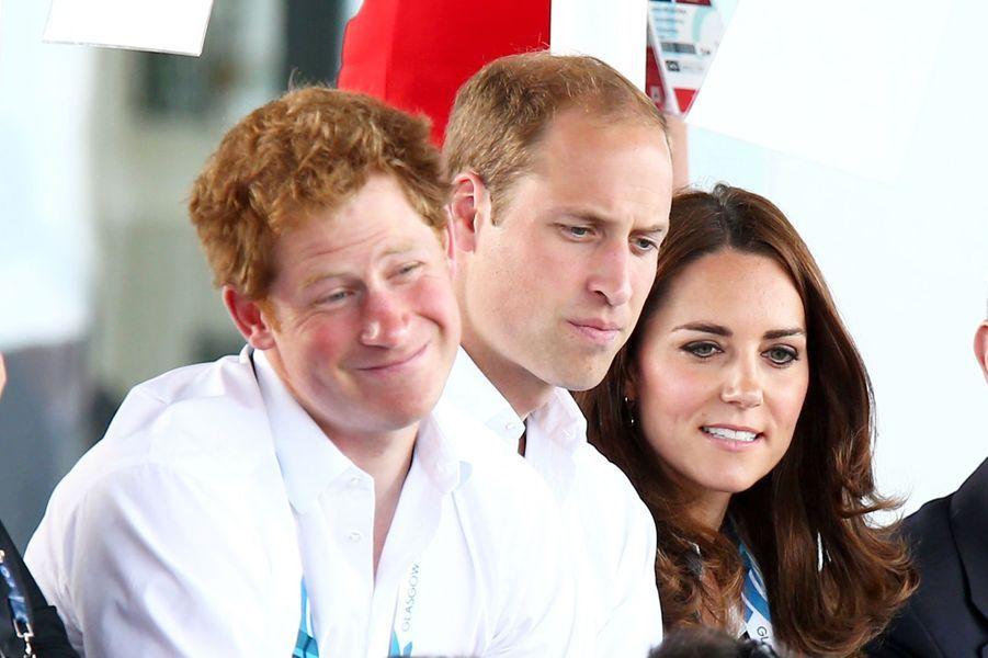 Cheese Harry, à Glasgow le 28 juillet 2014