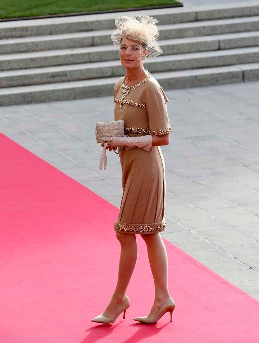 La princesse Caroline de Monaco