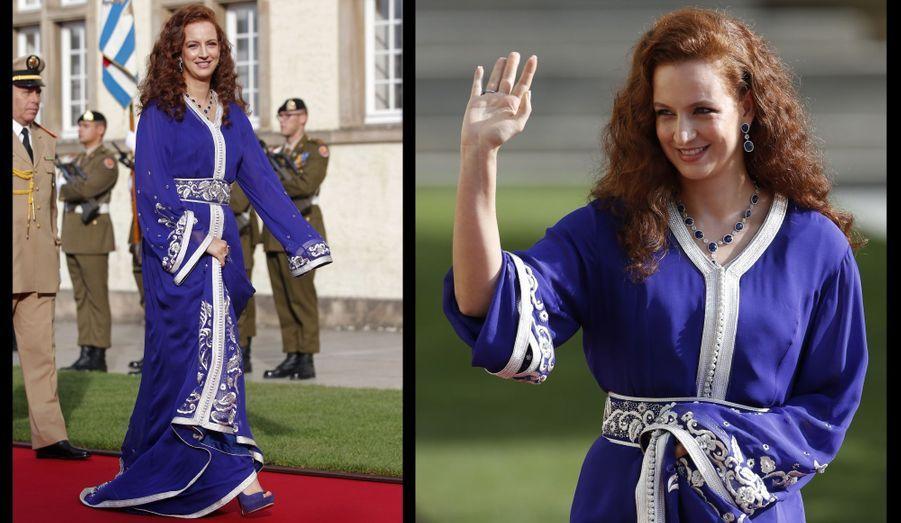 Lalla Salma, l'épouse de Mohammed VI du Maroc