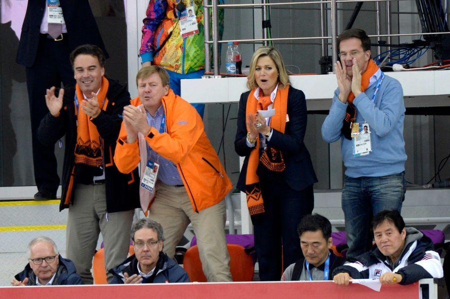 L'incroyable ferveur de Maxima et Willem-Alexander