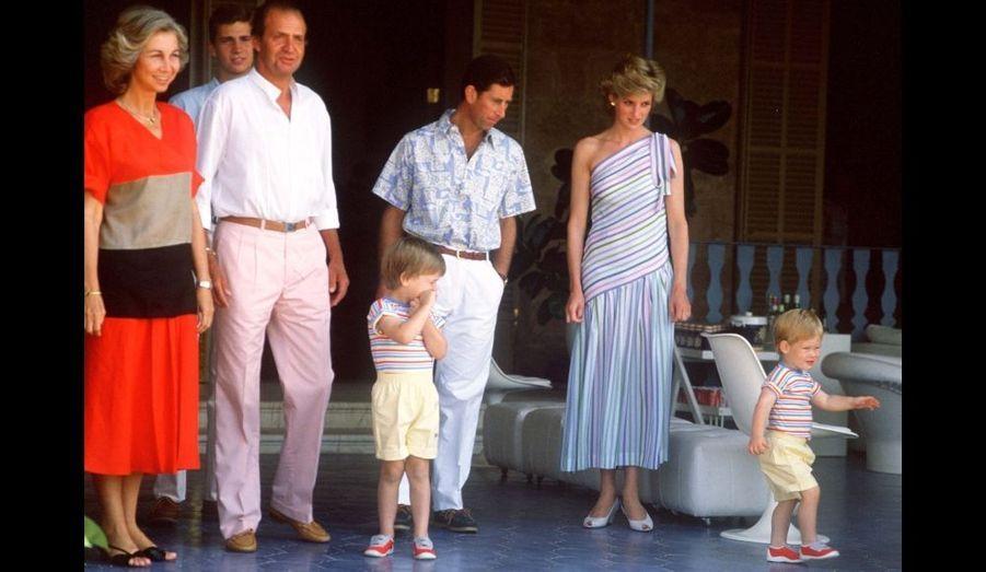A Palma (août 1986)