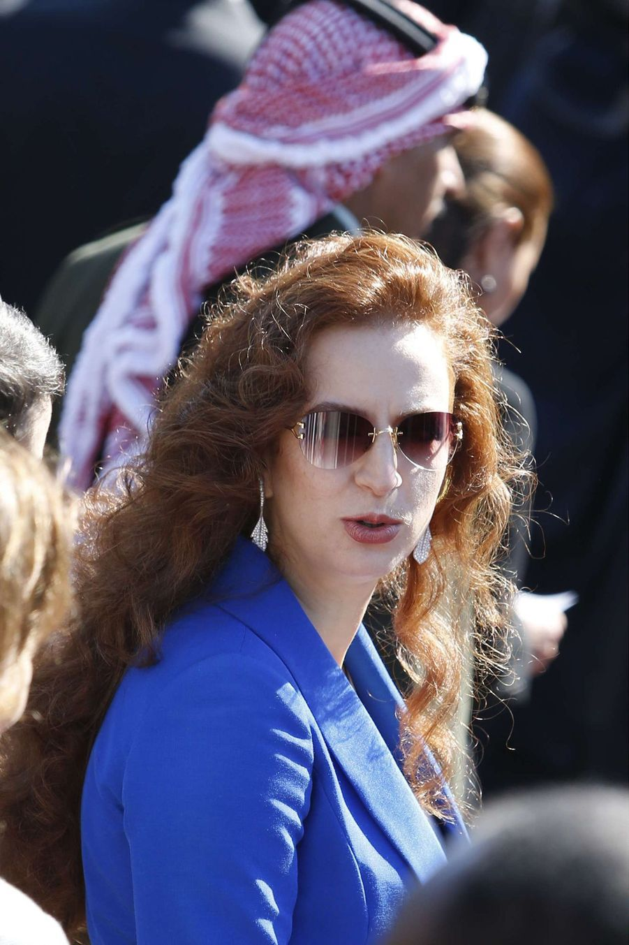 Lalla Salma et la reine Rania réunies à Casablanca