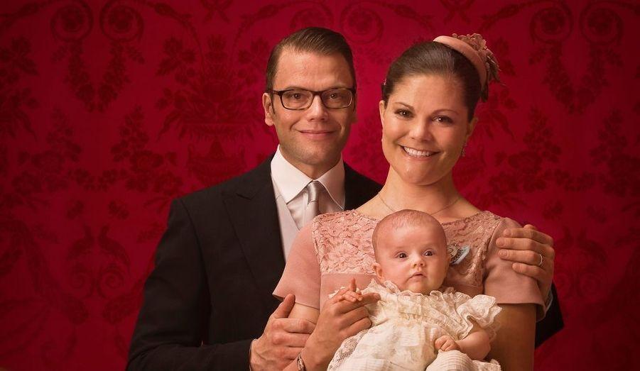 La photo officielle du baptême