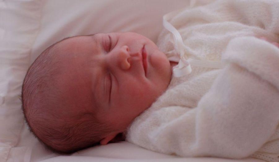 Première photo d'Estelle