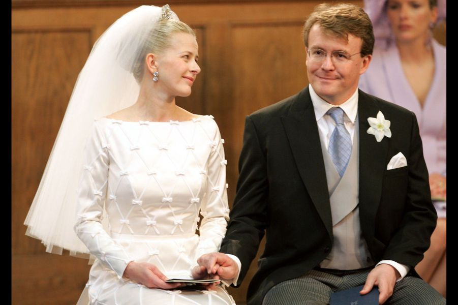 Son mariage avec Mabel en 2004