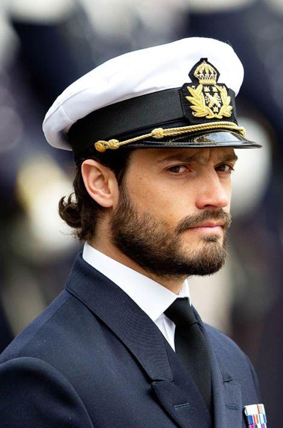 Le prince Carl-Philip