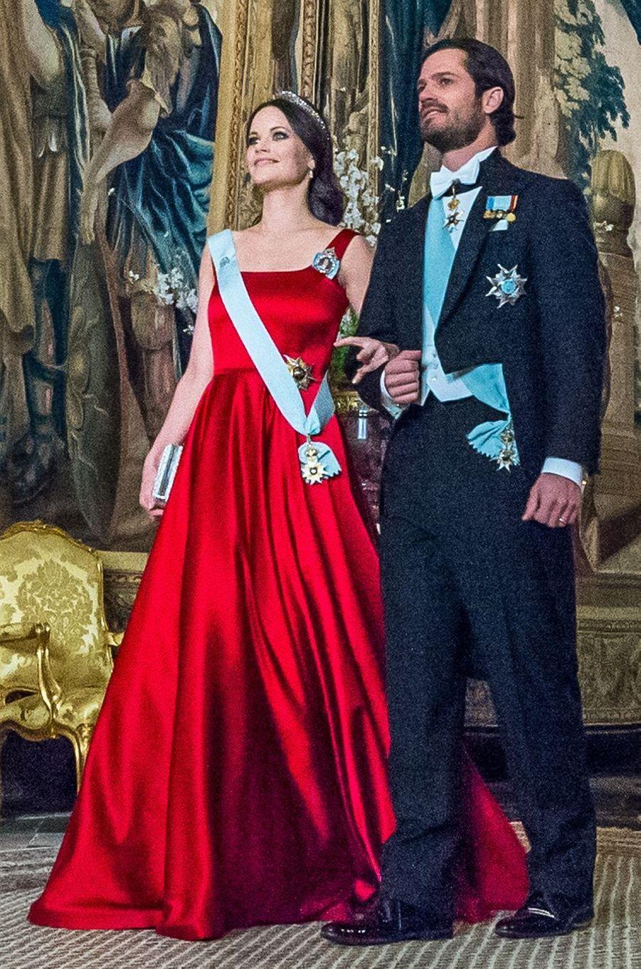 La princesse Sofia de Suède en Ida Lanto, le 23 mars 2017