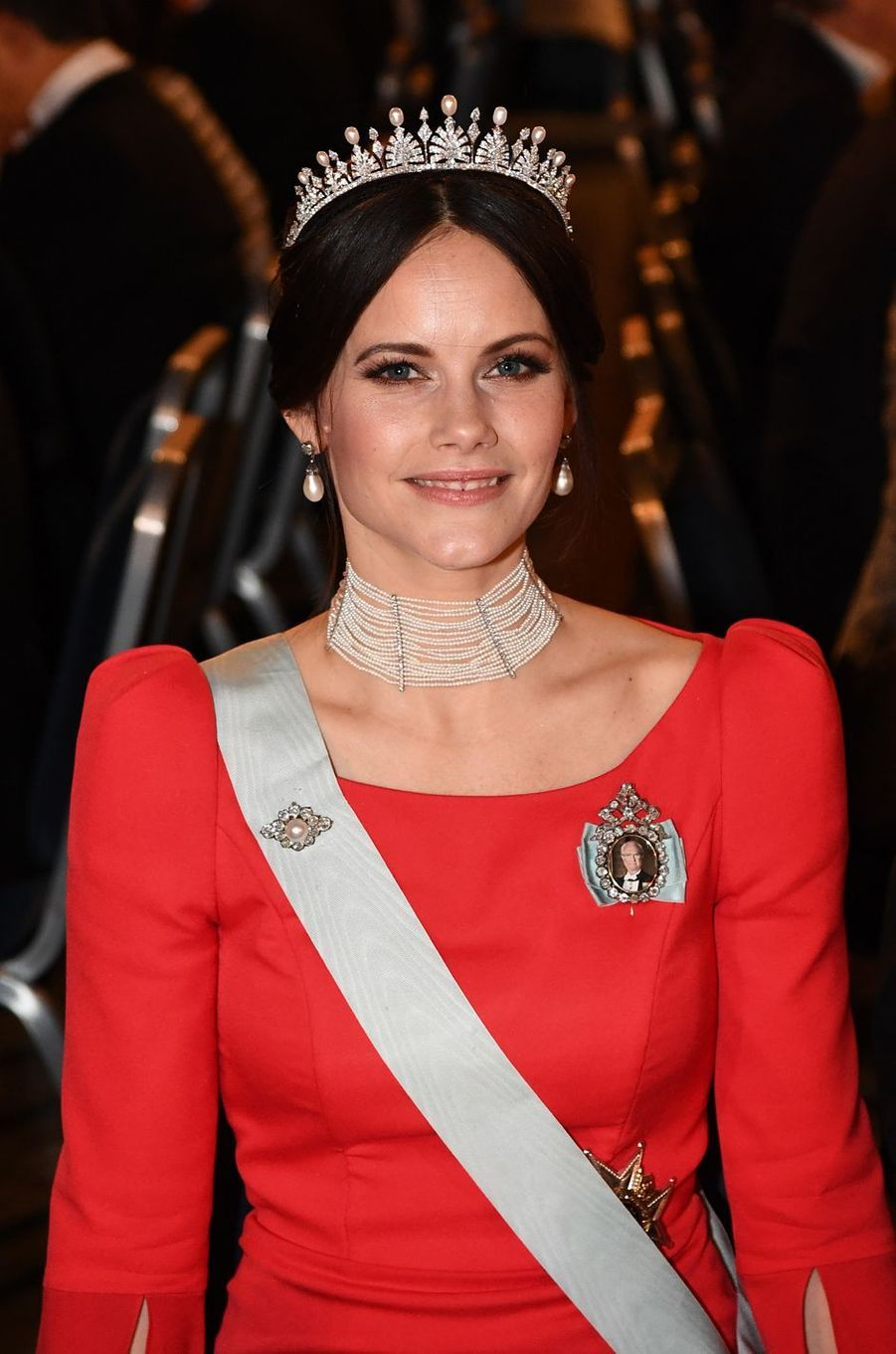 La princesse Sofia de Suède, le 10 décembre 2018
