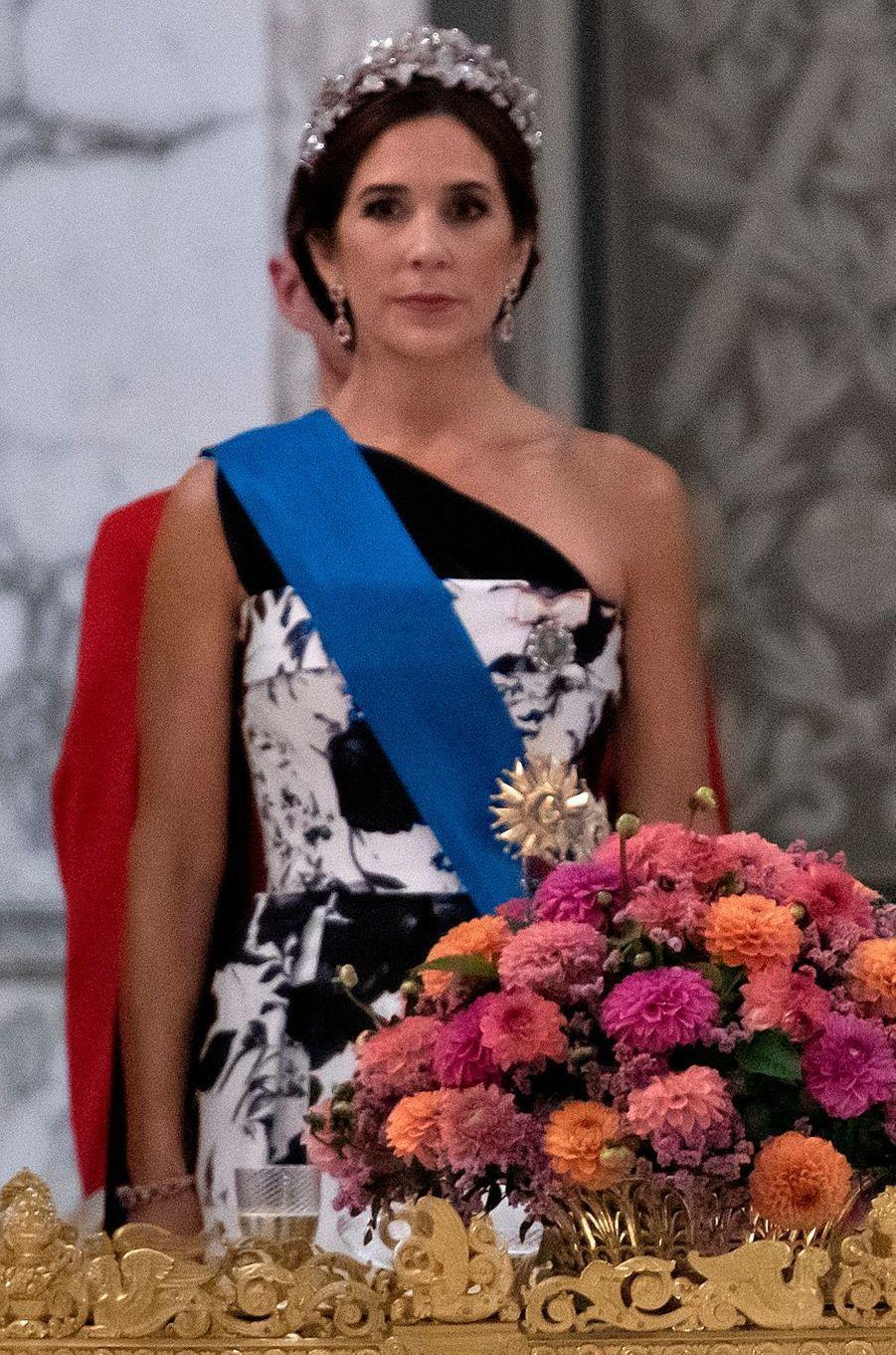 La princesse Mary de Danemark, le 28 août 2018
