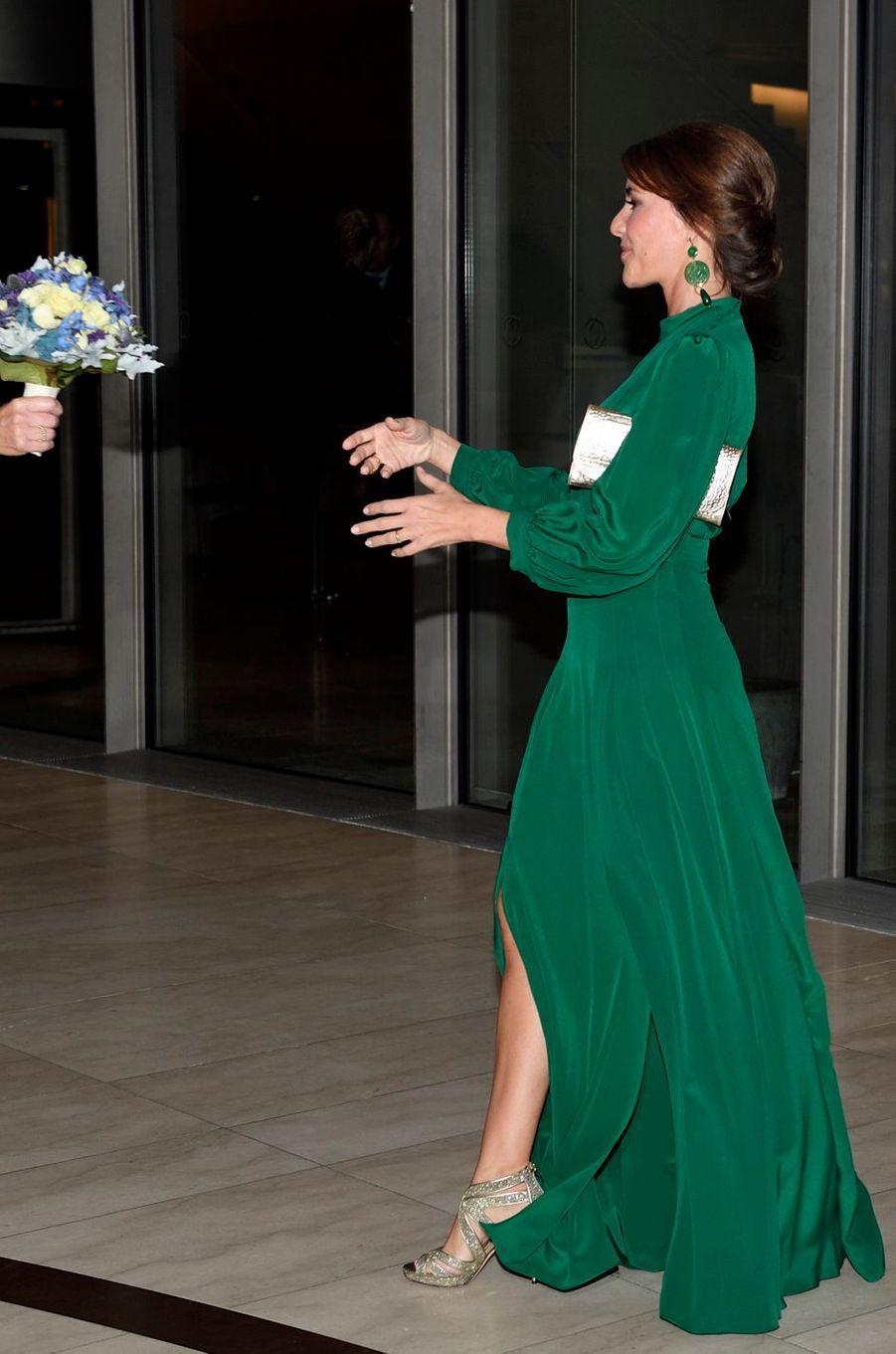 La princesse Marie de Danemark, le 10 octobre 2018