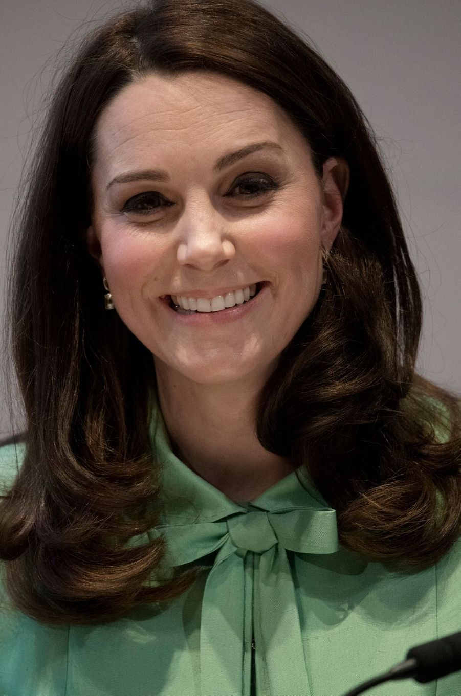 La duchesse de Cambridge à Londres, le 21 mars 2018