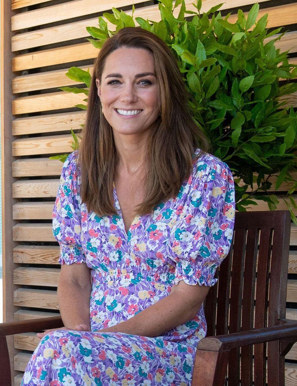 Kate Middleton, duchesse de Cambridge, le 27 juin 2020